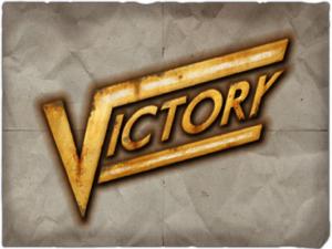 Victory Kickstarter Campaign