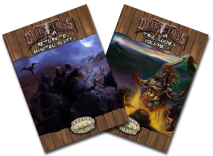 Return to Manitou Bluff and Deadlands Trail Guides, Volume One