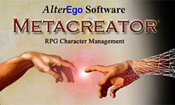 Metacreator from AlterEgo Software