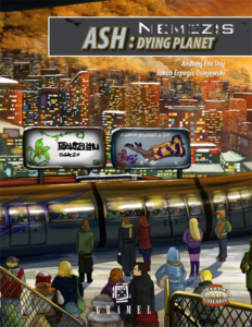 Ash: The Dying Planet for Nemezis