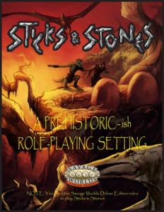 Sticks & Stones RPG