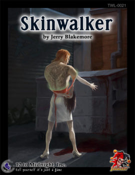 Skinwalker: Savaged edition