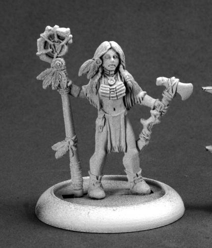 Indian Shaman (Female)
