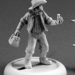 Coot Jenkins, Prospector