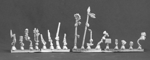 Deadlands Weapons & Accessories