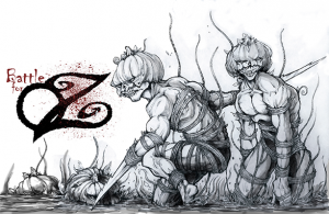 Battle for Oz Kickstarter Campaign