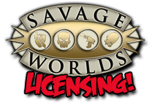 Licensing Savage Worlds