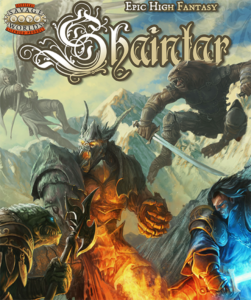Shaintar: Legends Unleashed Kickstarter Campaign