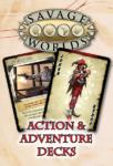 action adventure deck