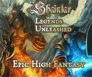 Shaintar Legends Unleashed Kickstarter