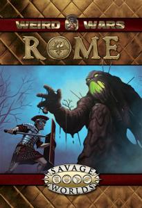 Weird Wars Rome Kickstarter Project