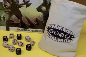 Accessories - Cards, Dice, Bennies, and more