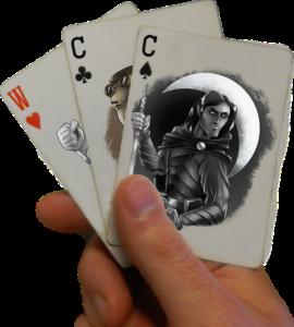 Wild Card Creator from Journeyman Games