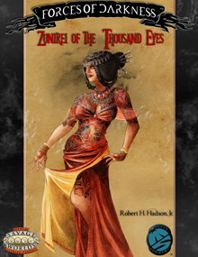 Zunirei of the Thousand Eyes from Misfit Studios