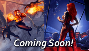 SciFi and Super Powers Companions Coming Soon