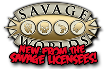 New from the Savage Worlds Licensees