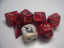 Weird Wars Rome Dice