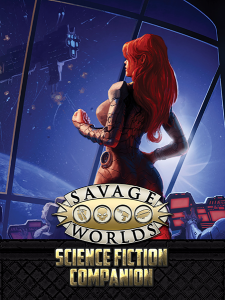 Science Fiction Companion Preview Cover