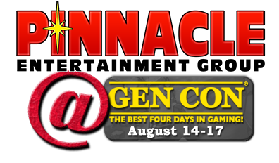 Pinnacle at GenCon