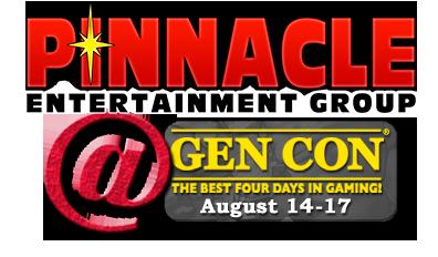 Pinnacle at GenCon