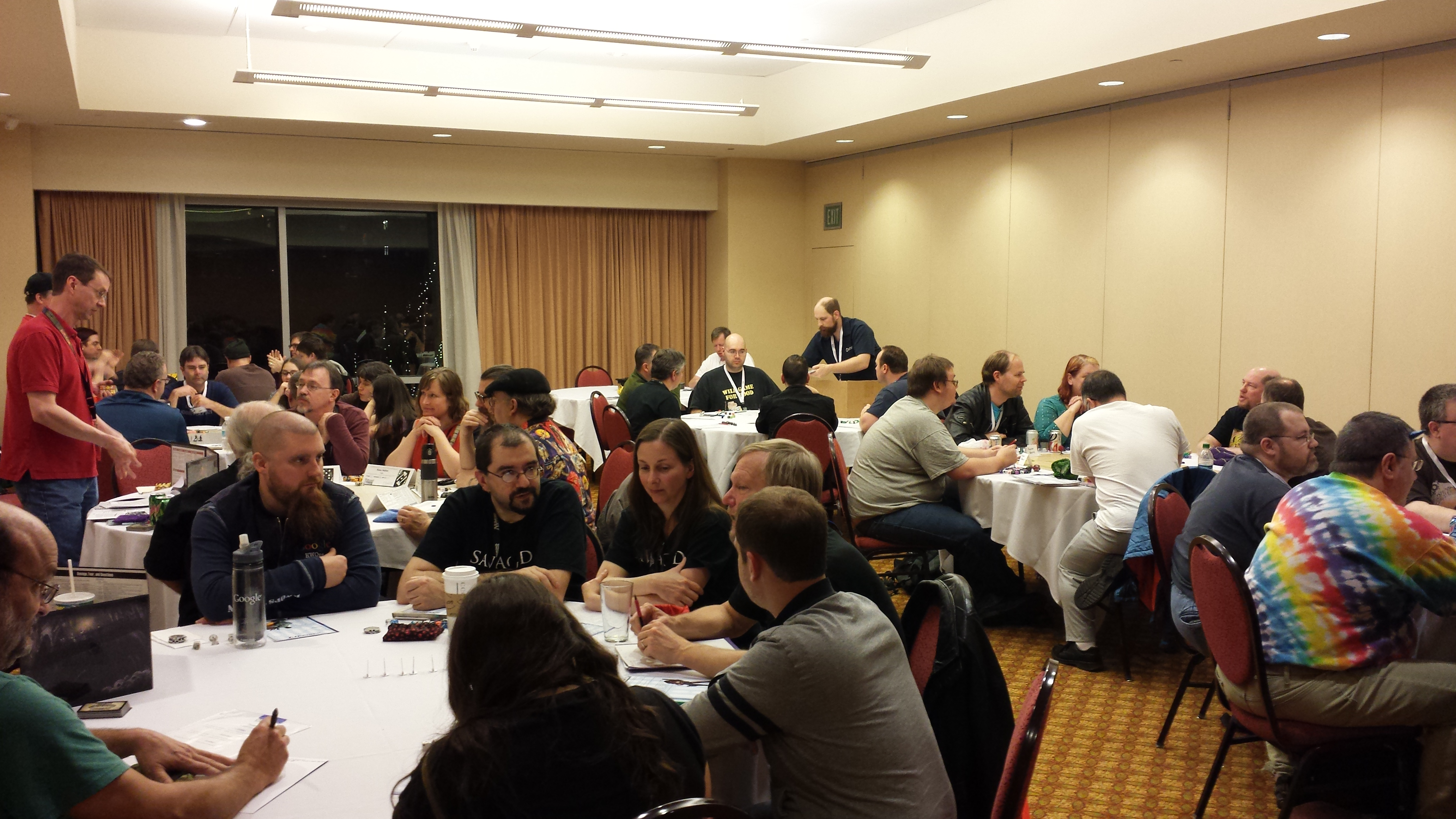 Shane's Trip to GameStorm 2014—In Pictures!   Pinnacle