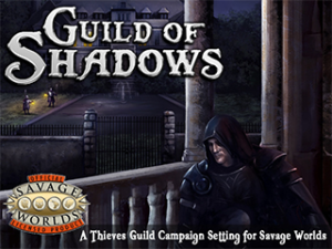 Guild of Shadows Kickstarter Campaign