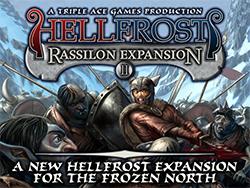 Hellfrost Rassilon Expansion Kickstarter Campaign