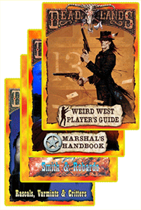 Deadlands Classic Bundle of Holding