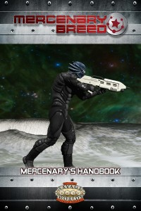 Mercenary Breed Second Edition