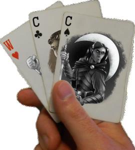Wild Card Creator