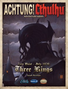 Three Kings Revised for Achtung! Cthulhu