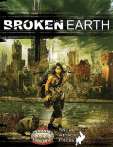 Geek Ken's Broken Earth Review