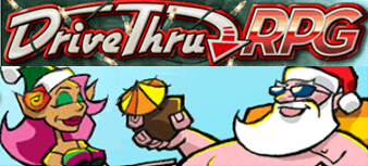 DriveThruRPG Christmas in July Sale 2014