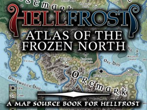 Hellfrost: Atlas of the Frozen North Kickstarter Project