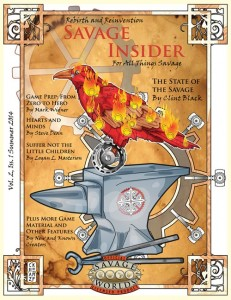 Savage Insider Volume 2 Issue 1