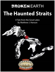 The Haunted Straits for Broken Earth