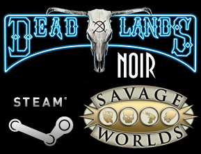 Deadlands Noir for Fantasy Grounds on Steam