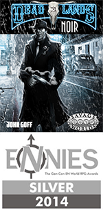 Deadlands Noir - Silver ENnie Winner
