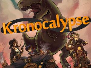 Kronocalypse Kickstarter