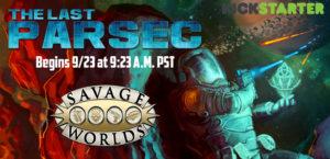 The Last Parsec Kickstarter Project