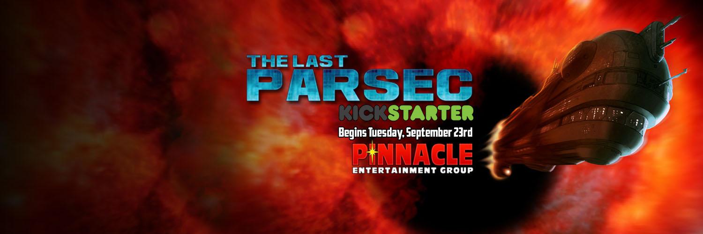 The Last Parsec Kickstarter Banner