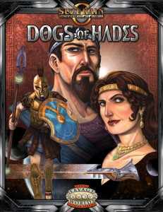 Dogs of Hades from Savage Mojo