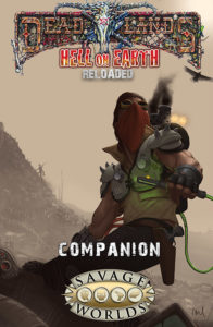 Hell on Earth Companion