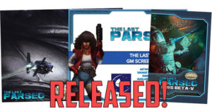 The Last Parsec November 25 Releases