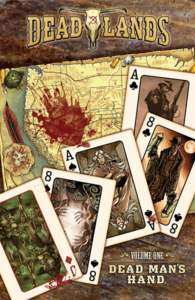 Dead Man's Hand Preview Cover