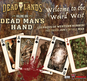 Deadlands Volume 1: Dead Man's Hand
