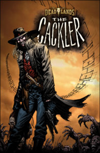 The Cackler Graphic Novel Cover Preview