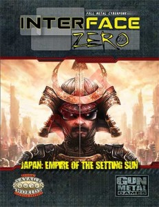 Japan: Empire of the Setting Sun for Interface Zero 2.0