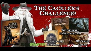 The Cackler's Challenge
