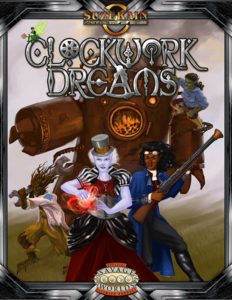 Clockwork Dreams for Savage Suzerain
